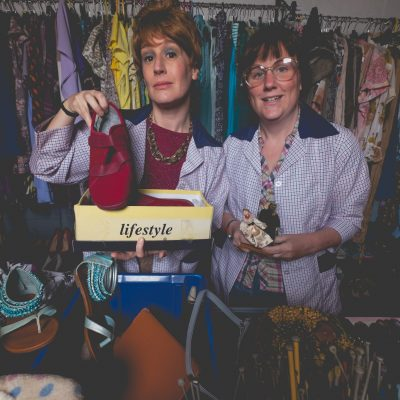 Image from CHARITY SHOP CABARET